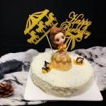 #《风味人间》美食复刻大挑战#妈妈的蛋糕