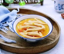卷心菜番茄全麦鱼面