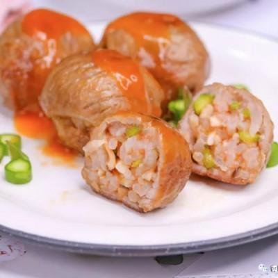 里脊肉包飯 寶寶輔食食譜