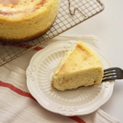 烤南瓜乳酪蛋糕