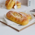 胡蘿卜椰蓉面包—波蘭種