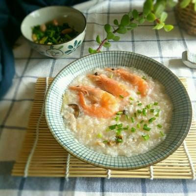 超級美味的海鮮粥-值得為它下功夫