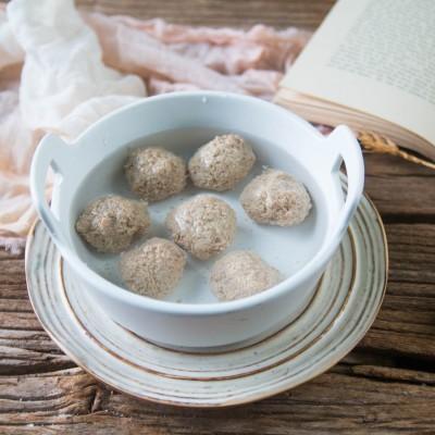 白菜牛肉丸——宝宝辅食
