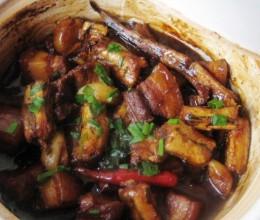 海鳗五花肉砂锅煲