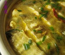 方板鱼豆腐煲