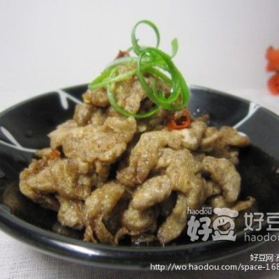 蜢子虾酱炒蛋
