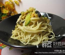 香港虾子面