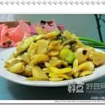 雪菜蚕豆瓣