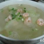 虾仁冬瓜汤