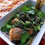 紫苏蒜头豆豉鱼
