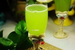 苹果苦瓜汁