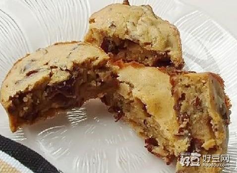 桂圆红枣糕