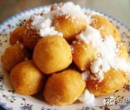 京味小吃奶油炸糕