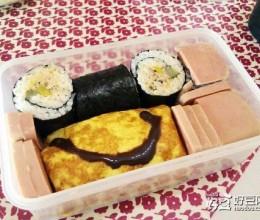盒饭菜谱——金枪鱼寿司