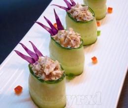 金枪鱼黄瓜寿司