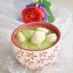 西葫芦丸子汤