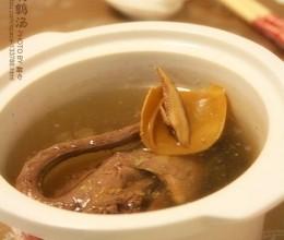 冬革阿里鹌鹑汤