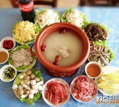 养生米粥火锅