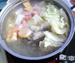 营养骨汤火锅