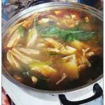 骨湯什錦火鍋