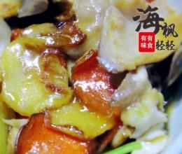 猪肚炒子姜