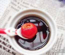 山楂红糖水