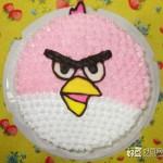 """奶油蛋糕——小鳥""""憤"""