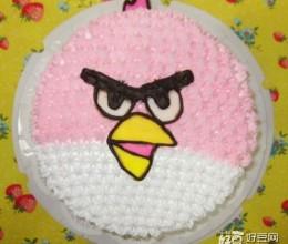 """奶油蛋糕——小鸟""""愤"""
