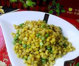 蛋黄焗玉米