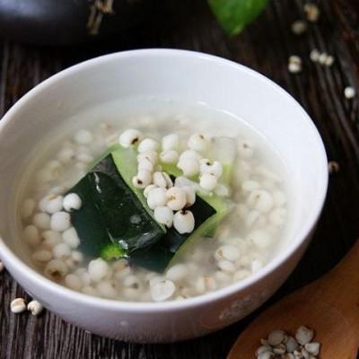 冬瓜皮薏仁汤