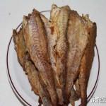 炸小黄花鱼