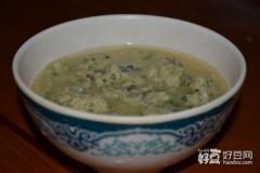素肉丸子汤