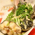 清蒸长江鮰鱼