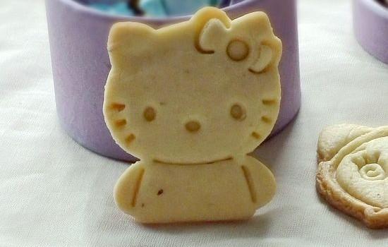 奶香卡通饼干
