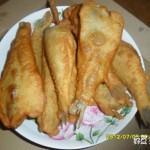 干炸黃花魚
