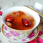 玫瑰花枣茶--补血养颜