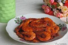 茄汁基围虾