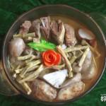 芋艿老鸭汤
