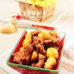 栗子焖羊肉