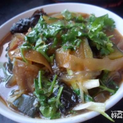 北瓜大锅菜