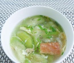 丝瓜的功效与作用--丝瓜汤