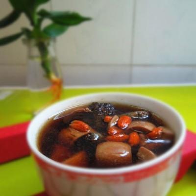 杜仲巴戟炖猪腰汤