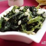 蒜香炒苋菜