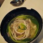 猪肚咸菜汤