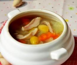 白果猪肚汤