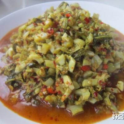 老坛酸芥菜