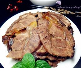 自制卤牛肉