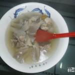 平菇大骨汤