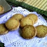 橙香砂糖饼干