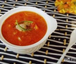 番茄猪肝浓汤